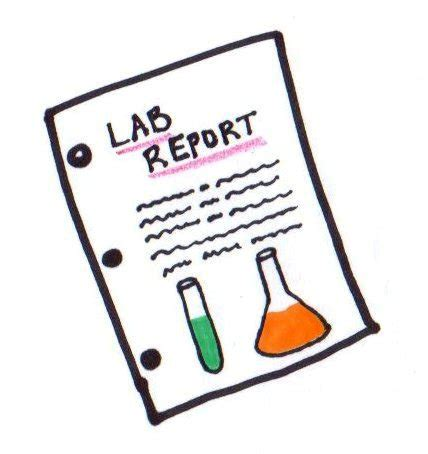 How to writing a lab report